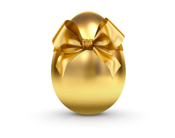 Golden Egg 600x475